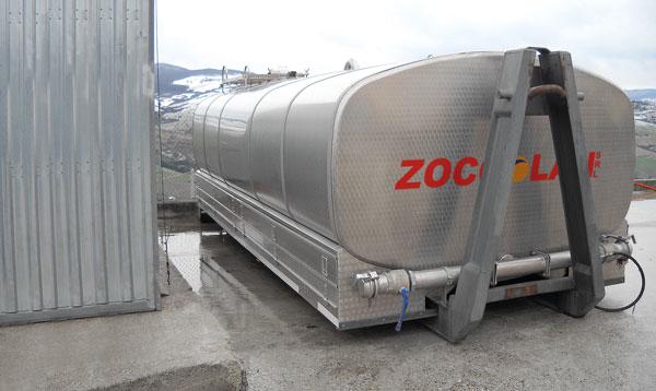 Zoccolan trasporto acqua Potenza Basilicata servizi per l'ambiente autospurgo